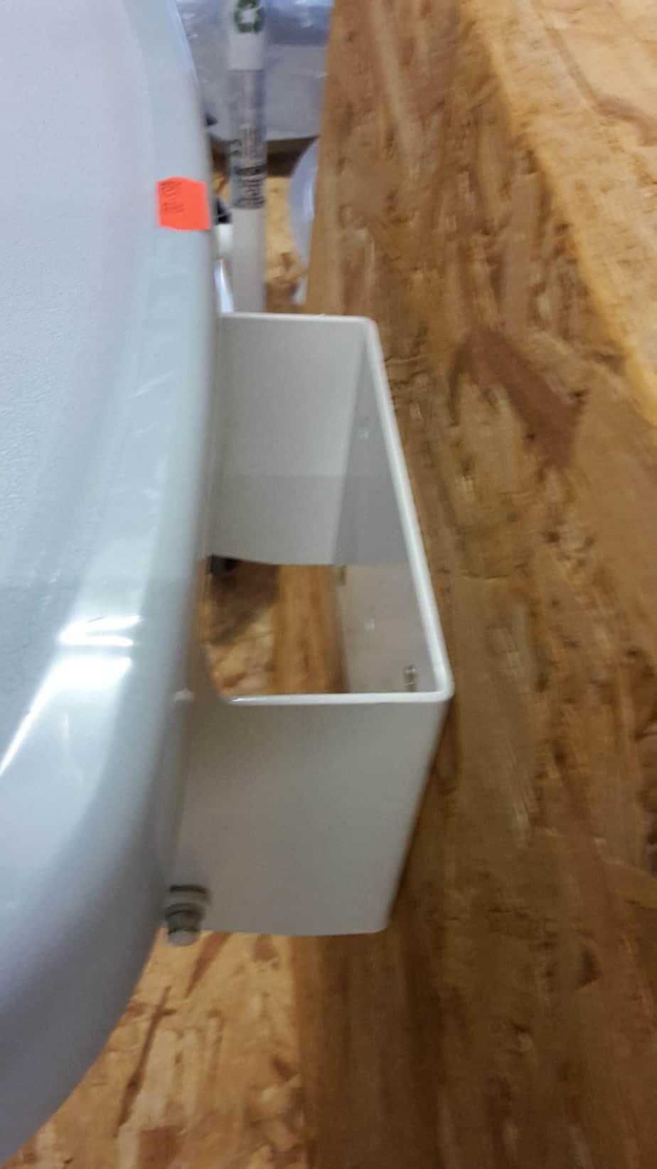 Vaste wand douchestoel zorghulpmiddelen outlet for Vaste zoldertrap incl plaatsen en inmeten