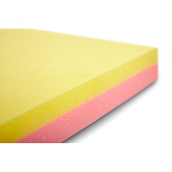 zitkussen geel roze